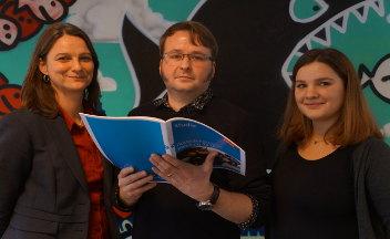 Katja Karger, Christian Kröncke, Clara Ihring