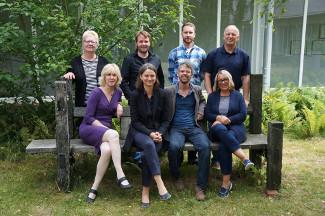 Das Team vom DGB Hamburg