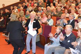 """Volles Haus beim """"Internationalen Tag der älteren Menschen"""""""