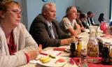 parlamentarisches Frühstück am 16. September