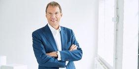 Dirk Heyden, Geschäftsführer von Jobcenter team.arbeit.hamburg