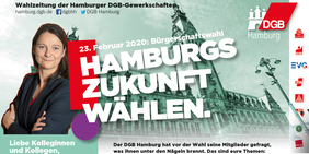 Wahlzeitung DGB HH 2020