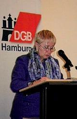 Renata Bagatin, Vorstand Spi-Cgil