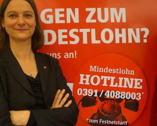 Die Mindestlohn-Hotline des DGB ist weiterhin erreichbar