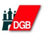 Logo DGB Hamburg