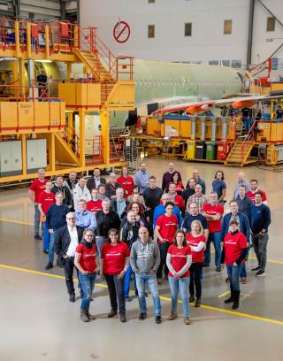 Der ganze Airbus-Betriebsrat