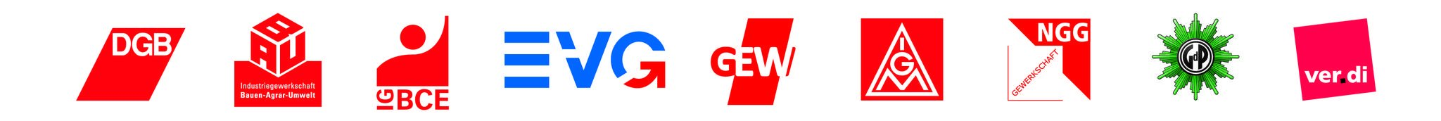 DGB Gewerkschaften