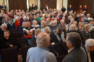 Aktive Seniorenpolitik beim DGB