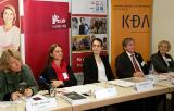 Pressekonferenz des Bündnisses