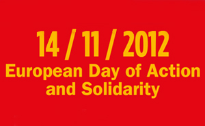 Europäischer aktionstag am 14.11.2012