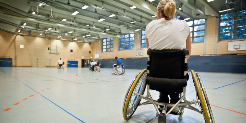 Schwerbehinderte auf dem Arbeitsmarkt