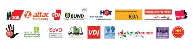"""Hamburger Netzwerk """"STOPPT TTIP, CETA und TiSA"""""""