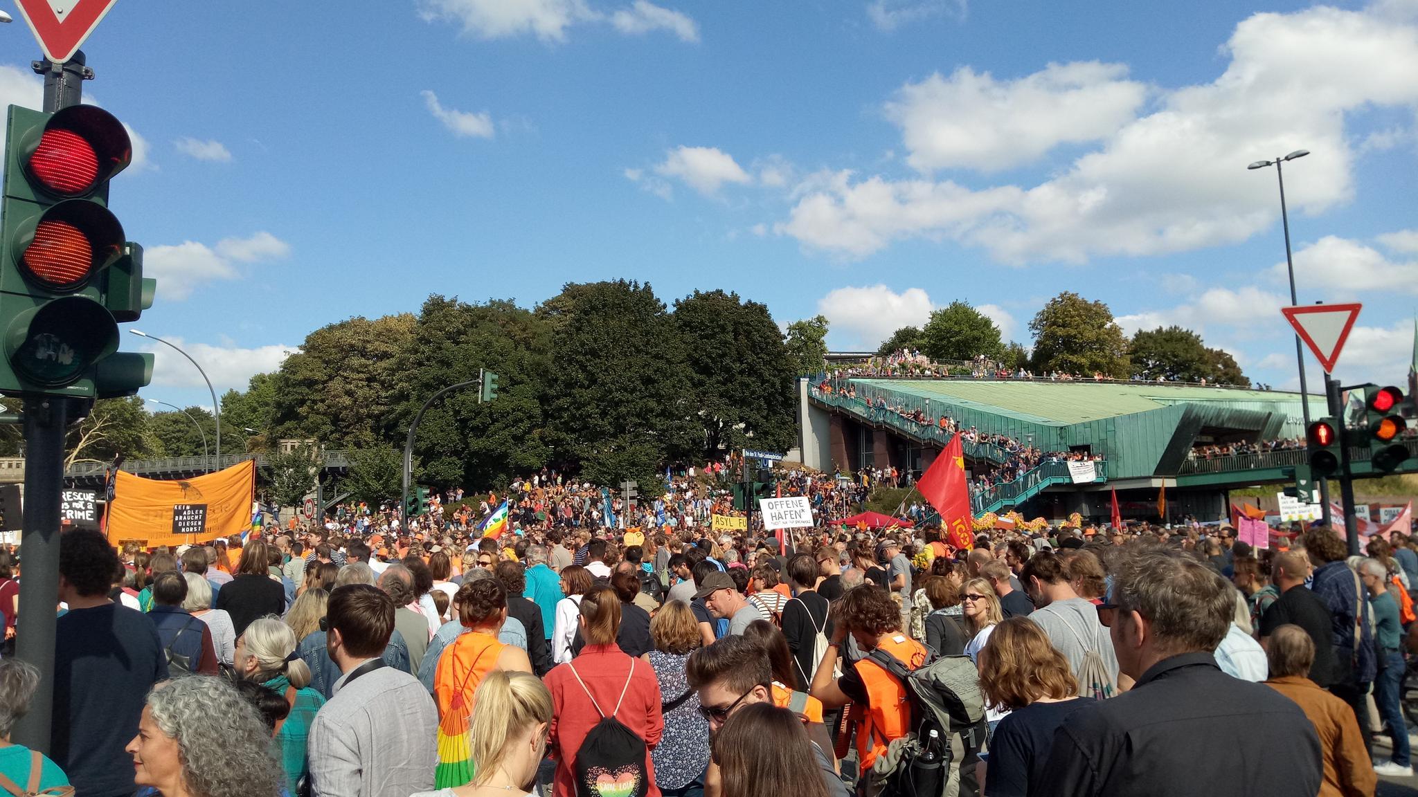 """Demo """"Seebrücke"""""""