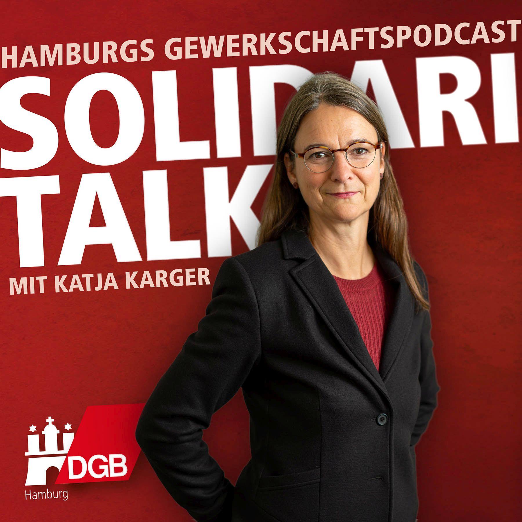 Podcast Solidaritalk mit Katja Karger