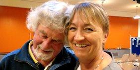 Wolfgang Brandt und Susanne Labusch