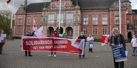 1. Mai 2020 in Harburg