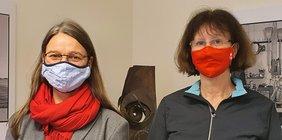 Katja Karger und Ute Koch