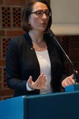 Michaela Bagger, Operative Geschäftsführerin in der Agentur für Arbeit Hamburg