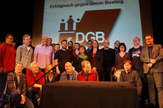 Gemeinsam gegen Union Busting