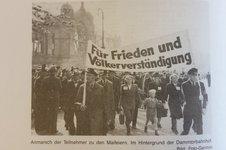 Die ersten freien Maifeiern in Hamburg 1946