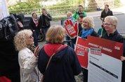 DGB Hamburg besucht CDU Hamburg: Keine weiteren Aufweichungen und Ausnahmen beim Mindestlohn!