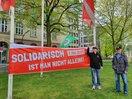 1. Mai 2020 in Hamburg
